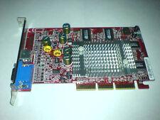 ATI Radeon 9000 RV250 AGP 64 MB Gigabyte GV-R9000 Rage Theater