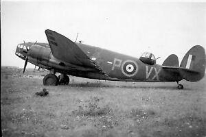 Lockheed Hudson aircraft, Malta. World War 2 photograph