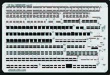 Eduard Accessories 17014 - 1:400 RMS Titanic para Academy Kit-ätzsatz-nuevo