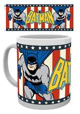 DC Comics Batman Vintage Superheroes Cup Tea Coffee Mug Mugs