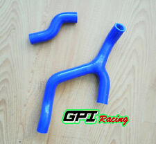 Silicone Radiator Hose FOR KTM 250/350 SXF/SX-F/XC-F/XCF/EXC-F 2011-2014 BLUE