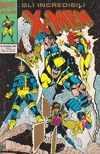 original italian edition Marvel GLI INCREDIBILI X MEN # zero Gold variant cover