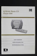 KODAK photo lecteur CD 880 Original mode d'em Ploi / Mode d'em Ploi
