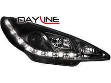 Fari DAYLINE Peugeot 206 98-07  black