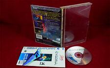 Sega Saturn:   Cyberia   NTSC US Version
