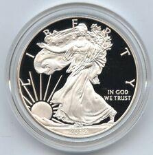 2012 American Eagle 1 oz Proof Silver Dollar One Ounce Bullion OGP US Mint BD512