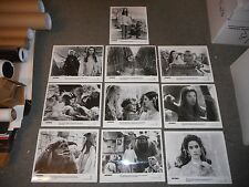 JENNIFER CONNELLY - LABYRINTH - SET OF 10 ORIGINAL PUBLICITY PHOTOS - 1986