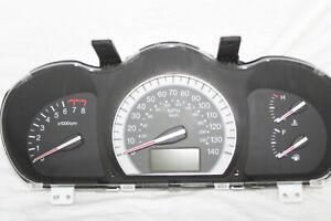 Speedometer Instrument Cluster 07 08 09 Kia Spectra Panel Gauges 33,604 Miles