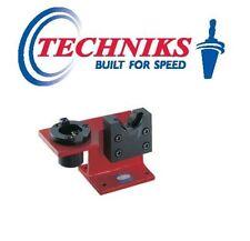 Techniks Bench Mount Tightening Fixture CAT 40