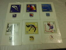 Royal Mail Venue Collection Ltd Mounted Stamps:London 2012 Paralympic&Olympic