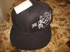 MACHINE HEAD BIG COVER RARE/OOP LIC.  DEADSTOCK HAT CAP VINTAGE FLEX FITTED OSFA