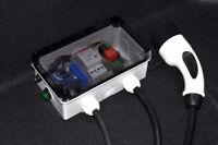 Simple EVSE WB Typ 2 Wallbox 16A 3,5 - 11kW Elektroauto Ladestecker Zoe VW Tesla