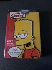 WOTC Cardgame Simpsons Card Game - Bart Starter Deck Box EX