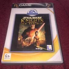 Star Wars Kinghts der alten Republik mittlere Box PC Spiel