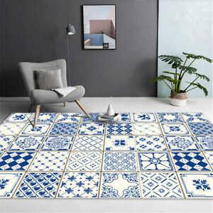 Floor Mat Print Carpet Large Coffee Table Rug Living Room Bedroom Area Rug