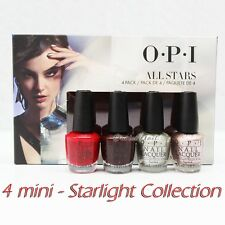 OPI Starlight Collection - ALL STARS Fall Holiday 2015 Mini Pack 4pc HR G08