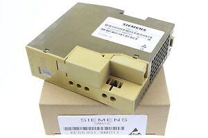 SIEMENS 6ES5931-8MD11 POWER SUPPLY MODULE NEW