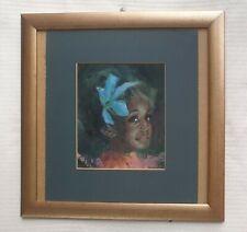 Imre Hofbauer 1905-1989 original signed oil painting Lady Prudence Hooper
