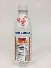 One (1) Danncy Pure Mexican Vanilla Extract- Clear/White Color (12 ounce)