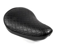 "Solo sede ""Diamond"" negro escocesa, solo seat Diamond Black"