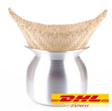 Steamer Cooker Pot, Bamboo Basket Sticky Rice Cookware Tool Cook Food DhlExpress