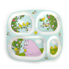 Barbapapa 4 compartiment serving tray