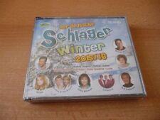3 CD Box Schlager Winter 2015/16 - NEU/OVP: Roland Kaiser Monika Martin Nicole