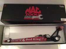 BUDWEISER KING TOP FUEL 1/24 action 1997 Mac tools NHRA dragster