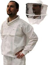 Baukastenset für Imker - Imkerjacke incl. Imkerschleier, Baumwolle, atmungsaktiv