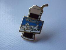 Pin's vintage épinglette Collector publicitaire NESCAFE FRAPPE Lot 095