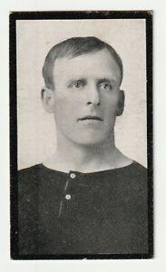 R & J HILL Tobacco International Football 1912 ALF COMMON WOOLWICH ARSENAL