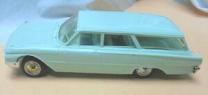 Vintage 1961 Ford Country Sedan Promo Car