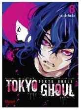 manga Tokyo Ghoul Tome 8 Seinen Sui Ishida Neuf Glénat Walking Dead Zombies VF