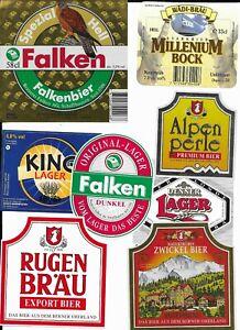 Bieretiketten - beerlabels -  SCHWEIZ - 8
