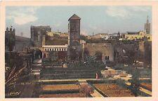 Africa postcard Morocco, Rabat, Le Jardin des Oudaia Maroc