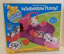 Zhu Zhu Pets Puppies VETERINARY PLAYSET & Assessories Vet Ball Pump