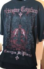 Xtreme Couture 2XL Tshirt Affliction GSP NWT UFC