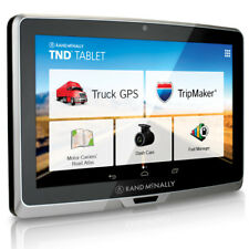 Rand McNally Tnd Tablet 70 with Bluetooth Truck Gps + Tablet & inbuilt Dashcam