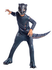 Kids Jurassic World 2 Fallen Kingdom INDORAPTOR Costume Dinosaur Size Small 4-6