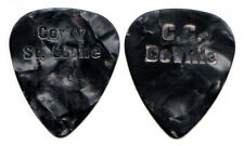 POISON Guitar Pick : 2005 Tour CC DeVille gray Corky St Claire concert