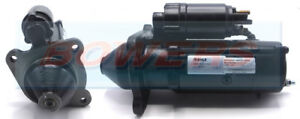 STARTER MOTOR 12V 10 TOOTH DRIVE 4.2kW C/W IS1158 FITS SOME NEW HOLLAND TRACTORS