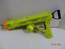 New listing Hyper Pet K-9 Kannon Mini Tennis Ball Launcher Dog Toy Hands Free Ball Shooter