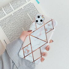 Marble Phone Case Geometric Gel Cover For iPhone 11 Pro Max XS XR X 7 8 Plus 6s