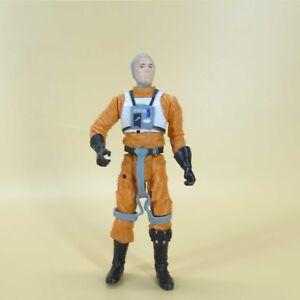 "HASBRO Star Wars  Pilot Saga Fighter Pilot FIGURE 3.75"""