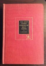The Best Short Stories Of Bret Harte (1947,Hardcover)Bret Harte PreOwnedBook.com