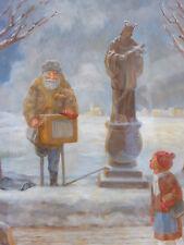 Paseo en el parque enumerados artista Joseph Otto Aplanador envío gratis a Inglaterra