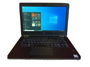 """Dell Latitude E5270 12,5"""" FHD Ultrabook Quad Core i7-6600U 256GB SSD 8GB W10pro"""