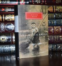 Les Miserables by Victor Hugo New Ribbon Marker Collectible Hardcover Classics