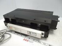 """Parker Daedal 606041P20ELH Ball Screw Positioner Linear Stage 11""""x6"""" Table"""