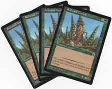 Magic MTG Portal: Redwood Treefolk X 4